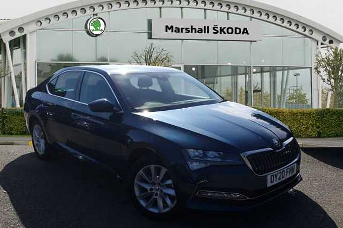 SKODA Superb 1.4 TSI iV (218PS) DSG SE Technology