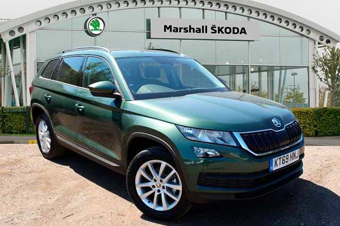 SKODA Kodiaq 1.5 TSI (150ps) SE (5 seats) ACT SUV