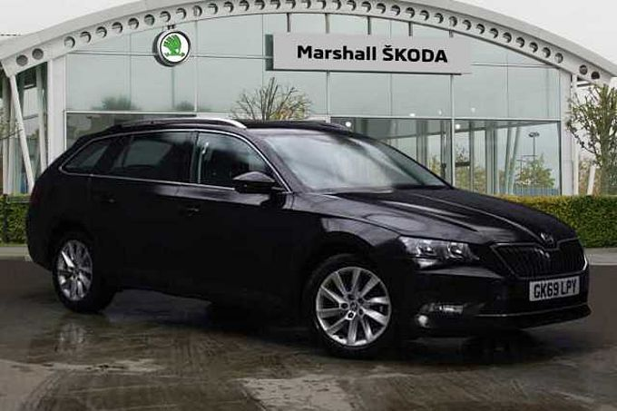 SKODA Superb 2.0 TDI SCR (150ps) SE DSG 5-Dr Estate