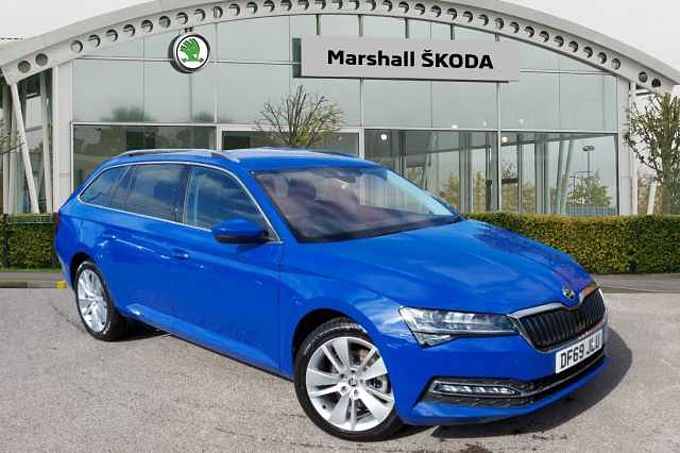 SKODA Superb 2.0 TDI SCR 150ps SE L DSG Estate