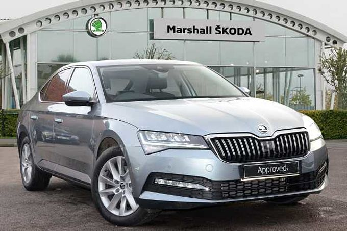 SKODA Superb 1.5 TSI (150ps) SE Technology ACT DSG Hatch